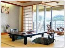 ゆったりとした広さの和室(一例)
