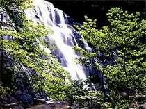 湯川渓谷の涼を求めて