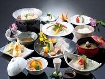 内容充実★軽めの和食会席コース♪(ご夕食の一例)