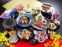 11月20日までの料理長おすすめ★「彩美の膳」(ご夕食の一例)