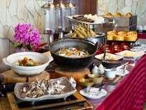 ふくしまの大皿おばんざい(ご夕食の一例)