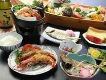 【豪華舟盛りプラン】若狭の幸をお腹いっぱい満喫!旬の魚を味わい尽くす♪♪