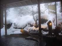 関西なのに雪景!山の温泉で田舎のお正月プラン♪