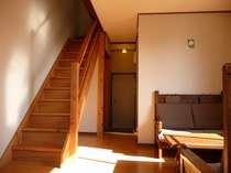 別荘コウサギAの部屋1F