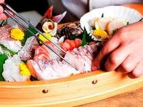 確かな技術が、海の幸の美味しさを最大限に引き出します!