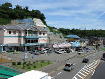お魚の販売を行っている日本海フィッシャーマンスケープ