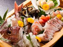 柏崎漁港直送!日本海の新鮮な海の幸がよりどりみどり♪