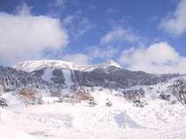 雪景色も見事な山田牧場