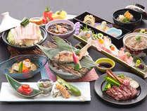 【お食事一例】瀬戸内の味覚満載!当館自慢のお料理をどうぞ
