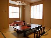3階客室、朱華の間