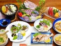 サライの夕食