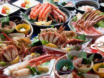 早いもの勝ち!【春限定】毛がに旬彩膳~流氷明けの貴重な蟹を食べるなら友愛荘へ~