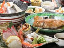 【お得に地魚を満喫】「三国の地魚料理コース 2018冬」(H30.12.2~H31.3.22)