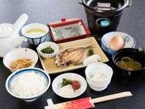 *【朝食一例】どこかほっとする、身体に優しい和定食をご用意いたします。