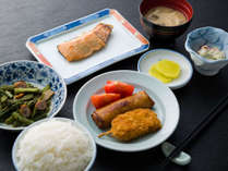 *【夕食(一例)】地元産の食材を使ったお料理をどうぞ♪