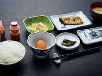 *【朝食(一例)】基本的に和食中心のお食事になります。