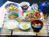 ■お食事一例_北海道の食材満載の女将手作り料理!日替わりの家庭的メニューが胃袋を掴みます♪