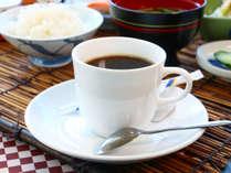 ■朝食一例_コーヒーもございます!お気軽にお声掛けください♪