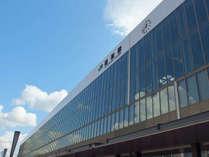 旭川駅_お車で約5分!好立地で観光はもちろんビジネスの利用に便利です。