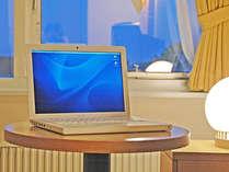 お部屋での資料作りも一安心。全客室Wi-Fi対応