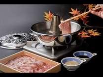 秋の食財王国バイキング(しゃぶしゃぶ)