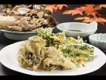 秋の食財王国バイキング(天ぷら)