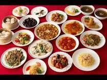 中国料理「美麗華」テーブルバイキング