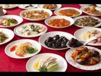 中国料理「美麗華」のテーブルバイキング