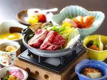 和食レストラン「七時雨」のスタンダードディナー