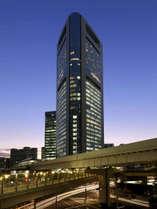 パークホテル東京 外観