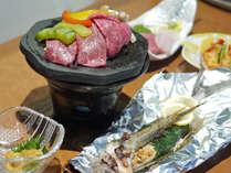 【2食付】明治の趣が色濃く残る●ノスタルジックな雰囲気で登米の幸をたっぷり堪能♪