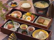 ★朝食には、古くからこの地に伝わる郷土料理「国清汁」をご用意