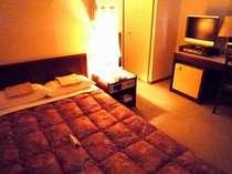 セミダブルルーム☆2名宿泊で最安プランはこちら♪とにかく宿泊代を抑えたい方に♪