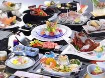 【婚礼料理一例】※季節により料理内容や器が異なります。