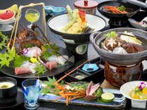 伊勢海老会席一例※調理法が異なる場合がございます。◆