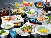 斎王の膳(松阪牛)※季節により調理法や器が異なる場合がございます。