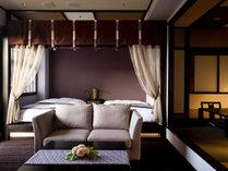 『斎王』ロマンを非日常空間でおもてなし【露天風呂付】◆<一例>