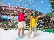◇【泡かけ祭り2019】今年も夏休み限定開催!遊園地で泡まみれになっちゃうイベント!7/25-8/18