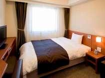 ◆シングルルーム14平米  ベッドサイズ  195cm×140cm