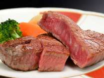 誰もが羨む「山形牛ヒレステーキ」 言葉はいりません これが『王道』 食べずに帰るなんて勿体ない・・・