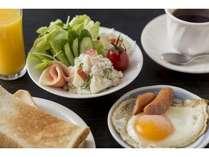 朝食~和食・洋食選択できます~