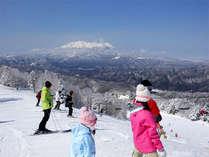 スノースポーツを楽しもう