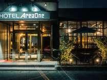 ◆HOTEL AreaOne Kitaibaraki◆