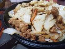 飛騨の郷土料理 鶏チャンプラン