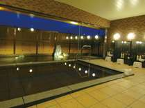 男性大浴場(夜景) 6:00~9:30 16:00~24:30