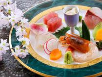 【春の3大グルメ】獲れぴちプリプリ!新鮮な海の幸 五種盛