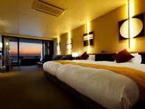 【グランドオーシャンズベッド】旅の疲れを癒すシモンズ社製ベッド!さわやかな目覚めを貴方に