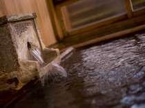 檜風呂の源泉 万代鉱源泉100%掛け流し