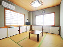 【和室6畳(バス・トイレ付)】ユニットバス付の和室です★