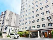 プレジデントホテル博多・プレジデントホテルアネックス☆外観☆